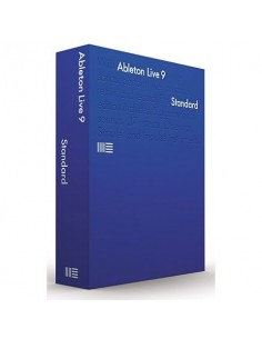 Ableton LIVE 9 STANDARD EDITION EDU