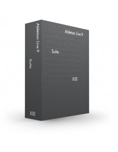 Ableton ABLETON LIVE 9 SUITE EDITION EDU