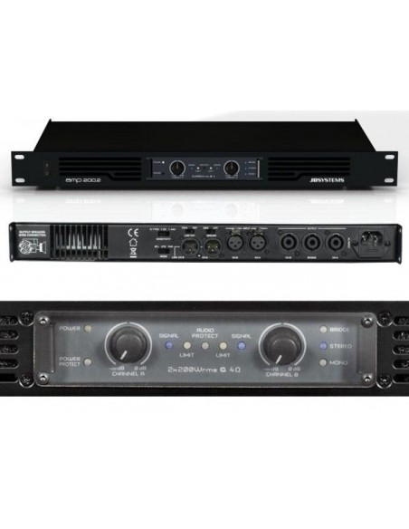 Jb Systems - Amp-200.2