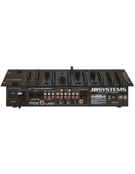 Jb Systems MIX-6 USB