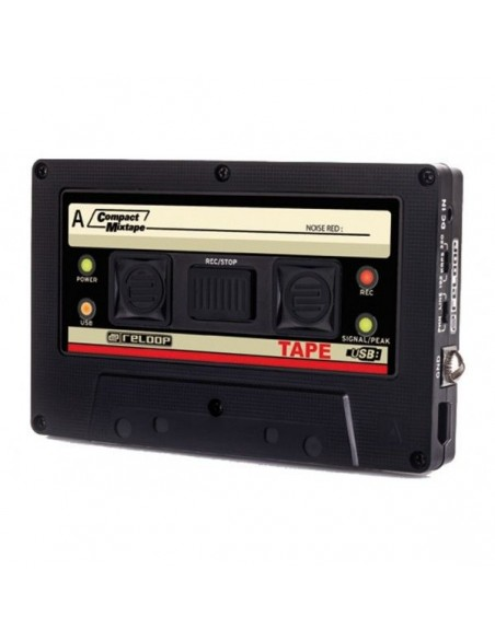 Reloop GRABADOR MP3 TAPE
