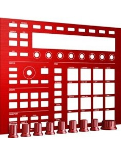 Native Instruments MASCHINE MK2 C KIT DRAGON RED