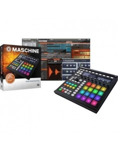 Native Instruments Maschine MK2 Negro