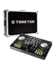 Native Instruments Traktor Kontrol S4 Mk2 + Flightcase S4