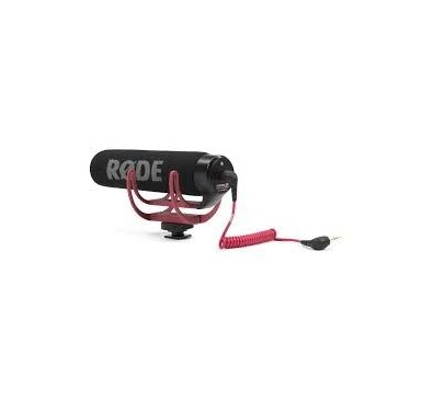 Rode Videomic GO Microfono