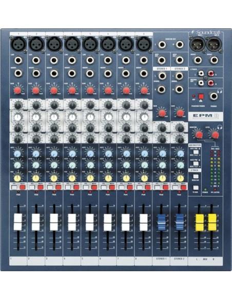 SOUNDCRAFT EPM 8