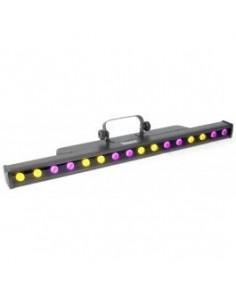 BeamZ Professional LCB-48 Baño de Color 16x 3W Tri-color LEDs DMX