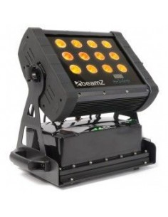 BeamZ Professional WH-128WI Wall Washer 12x 8W Quad LEDs IP65 Bateria 2,4Ghz