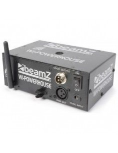 BeamZ Professional Wi-PowerHouse a bateria 2.4GHz DMX
