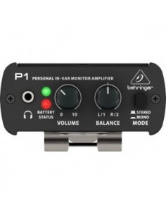 Behringer Powerplay P-1