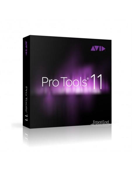 Avid Pro Tools 11 Programa DVD