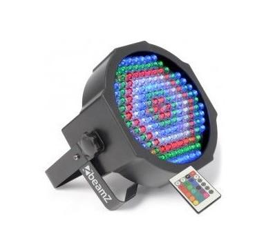 BeamZ Foco PAR 154x 10mm LEDS IR DMX