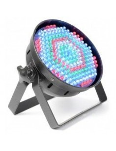 BeamZ SlimPAR Proyector pequeño DMX 186 RGBW LEDs