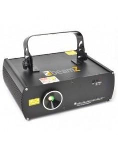 BeamZ LS-3DRG Laser Rojo Verde 3D DMX