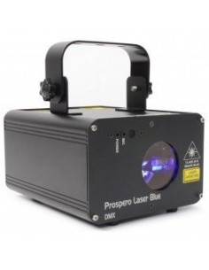 BeamZ Prospero Laser Azul 150mW DMX