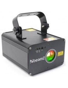 BeamZ Oberon Laser RGY DMX 225mW