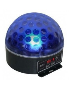 BeamZ Magic Jelly DJ Ball DMX Multicolor LED