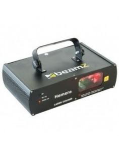 BeamZ Hemera - Laser Multicolor RGY control DMX