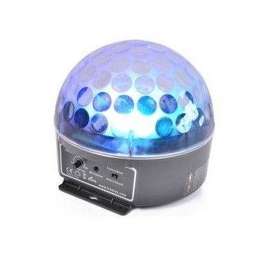 BeamZ Magic Jelly DJ Ball activado por la musica LED
