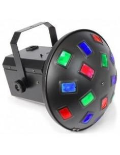 BeamZ Mushroom 3x3W RGB LEDs
