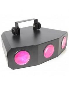 BeamZ Trix 3-Vias 192 RGB LEDs DMX