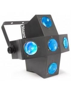 BeamZ Professional MultiTrix 320 RGBAW LEDs DMX