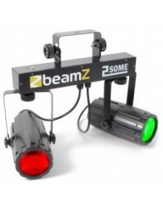 BeamZ 2-Some Conjunto 2x57 RGBW LEDs