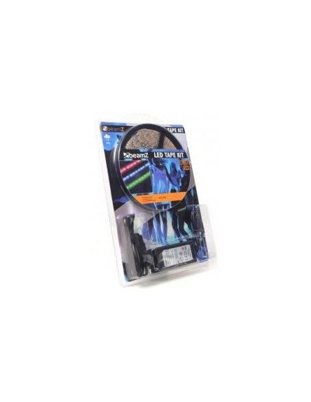 BeamZ Kit de cinta LED 5m Azul 60 LEDs/m IP65