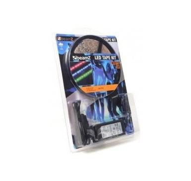 BeamZ Kit de cinta LED 5m Blanco 60 LEDs/m IP65