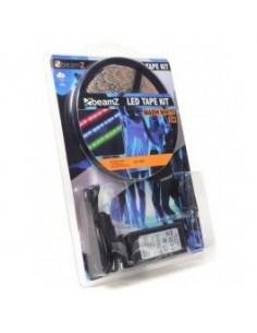 BeamZ Kit de cinta LED 5m Blanco Calido 60 LEDs/m IP65