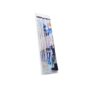 BeamZ Kit barras de cinta LED 4x0,5m Blanco IP65
