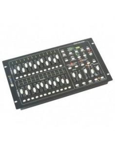 BeamZ DMX-024PRO Panel de control de luces 24 canales Scene Setter