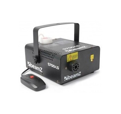 BeamZ S700-LS Maquina de Humo + Laser R/G