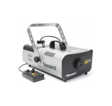 BeamZ S1500 Maquina de humo DMX con temporizador