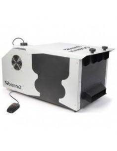 BeamZ ICE1800 Maquina de humo bajo control DMX