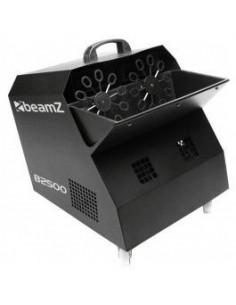 Maquina de burbujas BeamZ B2500