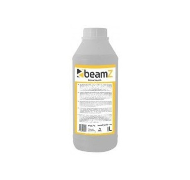 Liquido de burbujas BeamZ para maquinas de burbujas - 1 litro