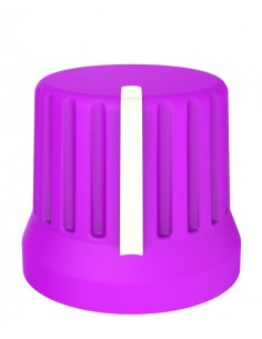 Chroma Caps DJ TechTools Fatty Knob Magenta