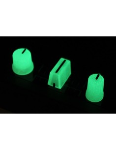 Chroma Caps DJ TechTools Encoder Knob Glow In The Dark