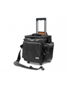 UDG Sling Bag Trolley Deluxe Black/Orange
