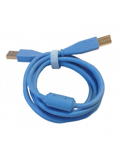 Chroma Cable DJ Tech Tools Azul - Recto