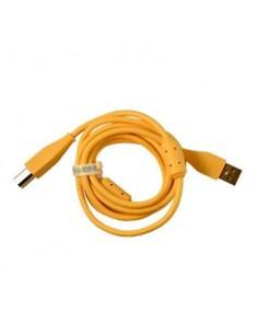 Chroma Cable DJ Tech Tools Naranja Mandarina - Recto
