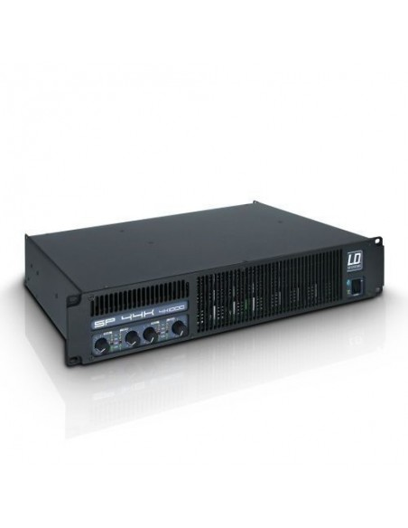 LD SYSTEMS SP 44K Amplificador