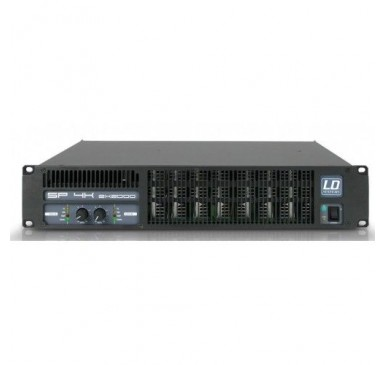 LD SYSTEMS SP 4K Amplificador
