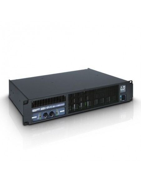 LD SYSTEMS SP 2K4 Amplificador