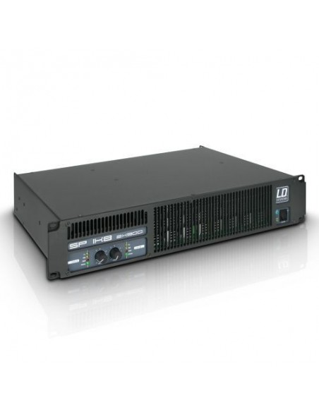 LD SYSTEMS SP 1K8 AMPLIFICADOR