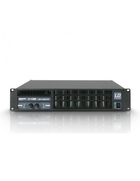 LD SYSTEMS SP 1K8 Amplificador