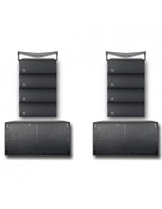 DAS Sistema Advance Line Array 208A
