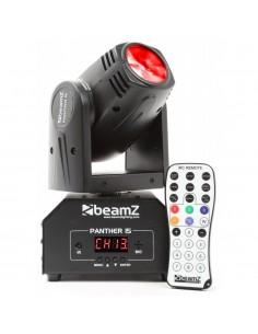 BeamZ Panther 15 Cabeza Movil Mini LED Beam