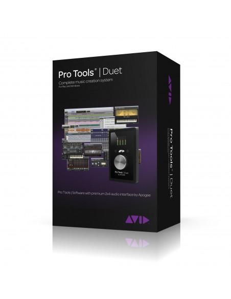 Pro Tools Duet
